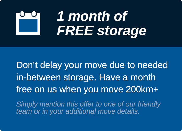 1 month of free storage