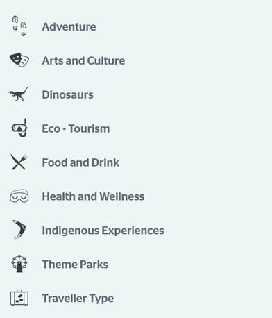 Queensland Events website