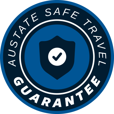 Austate Safe Travel Guarantee