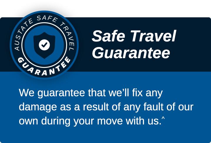 Austate Safe Travel Guarantee
